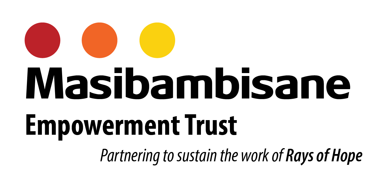 Masibambisane Empowerment Trust - Partnering to sustain the works of Rays of Hope